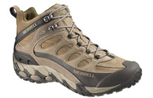 Merrell Refuge Core Mid Waterproof heren boulder